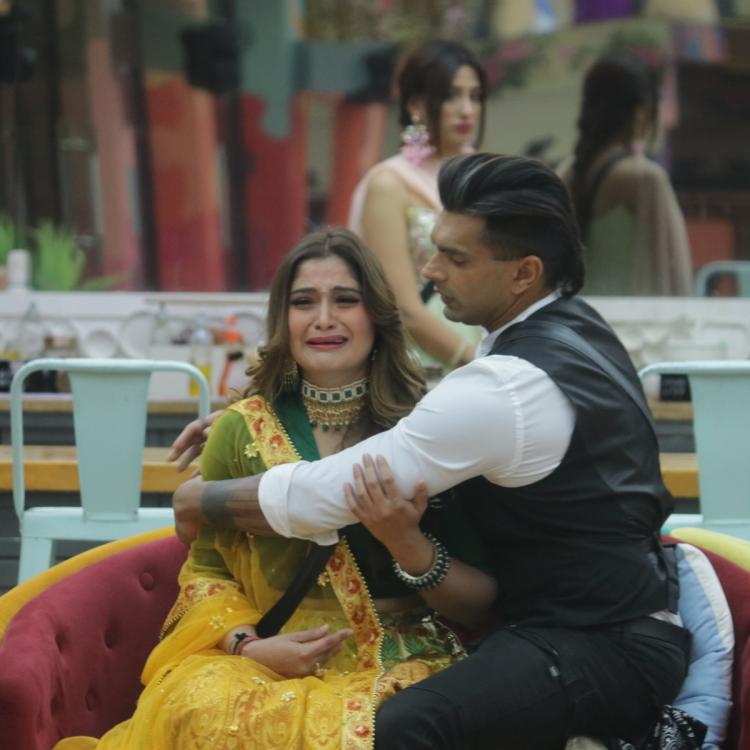 Bigg Boss 13 EXCLUSIVE: Karan Singh Grover on meeting 'Jigar Ka Tukda' Arti Singh: We both needed that hug