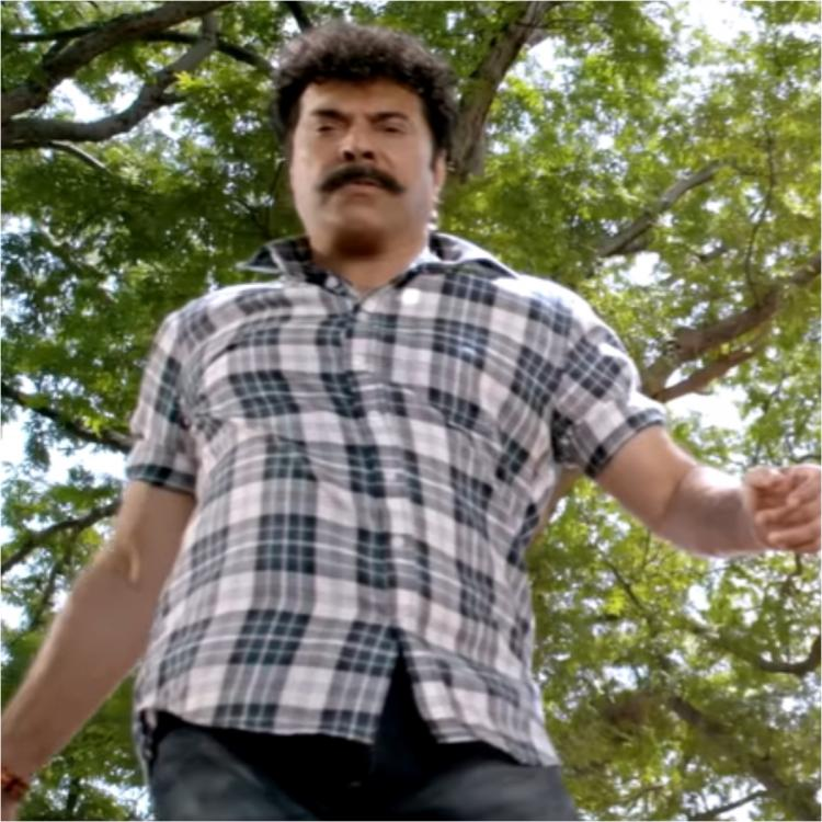 Kuberan Teaser: Mammootty's style and action in Shylock's Tamil version will leave you intrigued