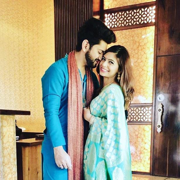 Ishqbaaaz fame Kunal Jaisingh is LUCKY to fall in love with best friend Bharati Kumar; see pic