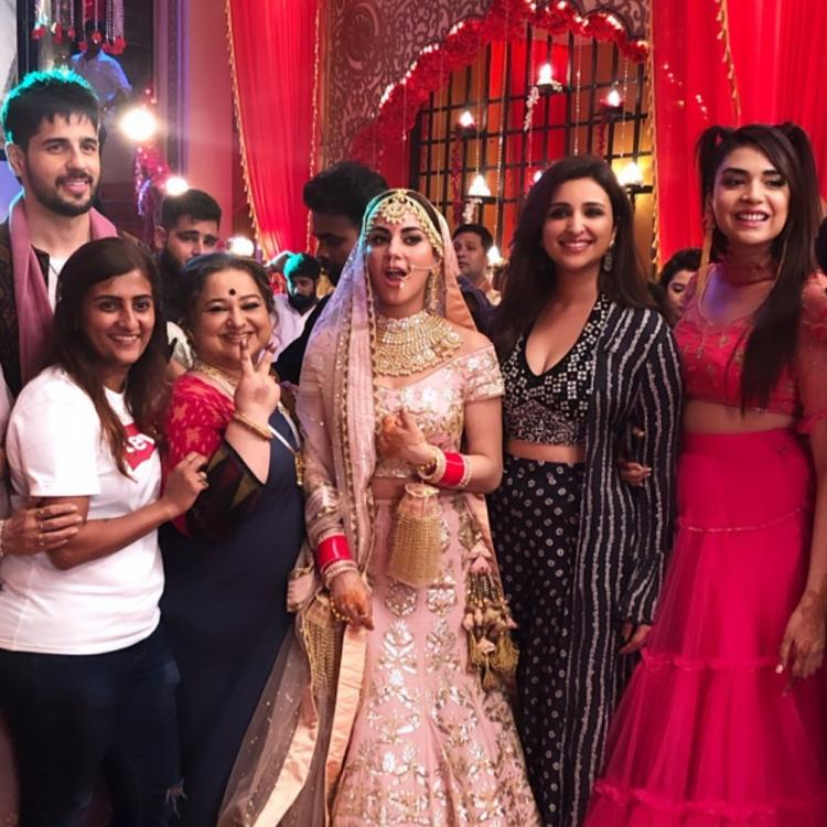 Kundali Bhagya: Jabariya Jodi Sidharth Malhotra, Parineeti Chopra promote the film on Dheeraj, Shraddha's show