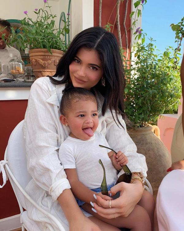 Kylie Jenner,Stormi Webster,Hollywood