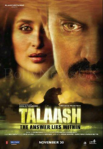 Image result for talaash poster