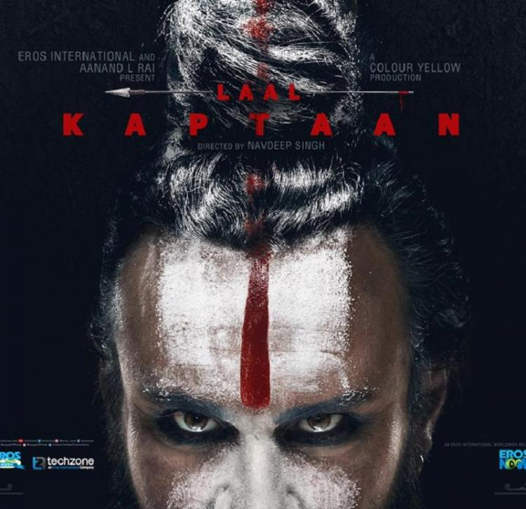 Saif Ali Khan starrer Laal Kaptaan to release on THIS date; Take a look at the intriguing poster