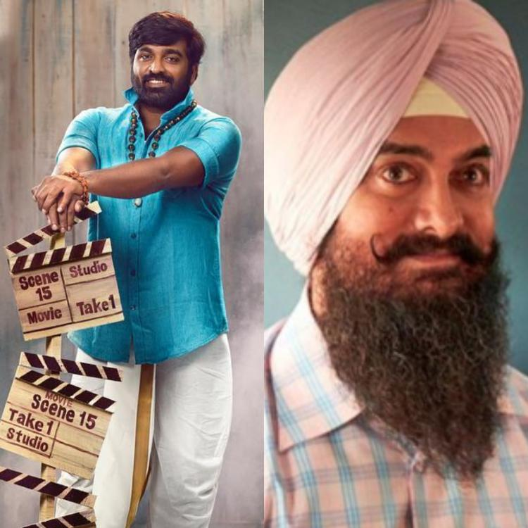 Laal Singh Chaddha: Vijay Sethupathi CONFIRMS being a part of Aamir Khan & Kareena Kapoor Khan starrer