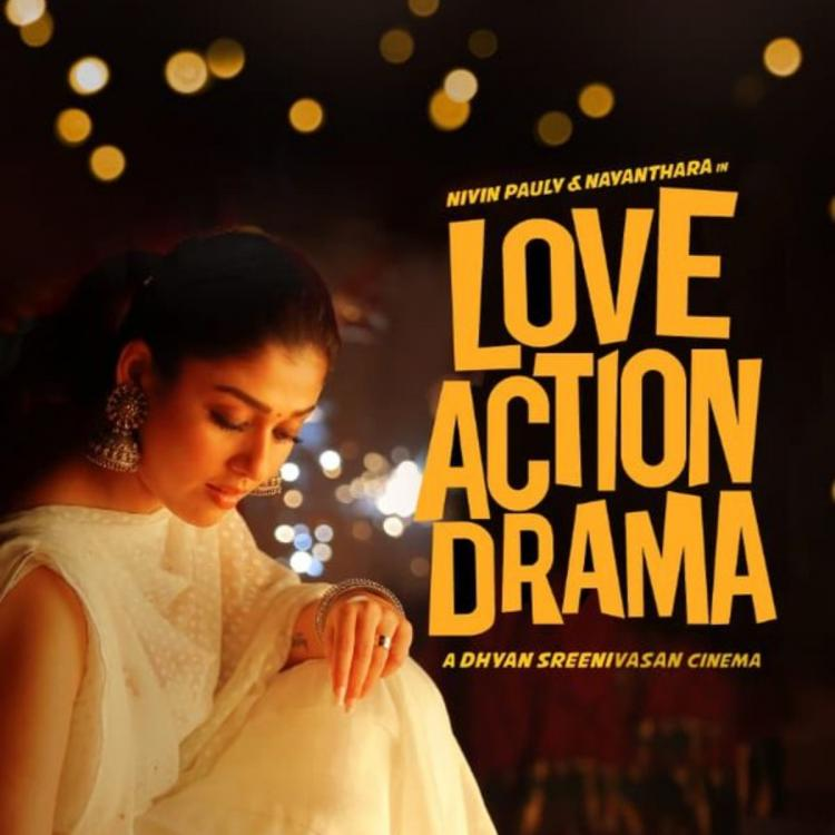 Love Action Drama: Character poster of the Nayanthara starrer released; Check it out