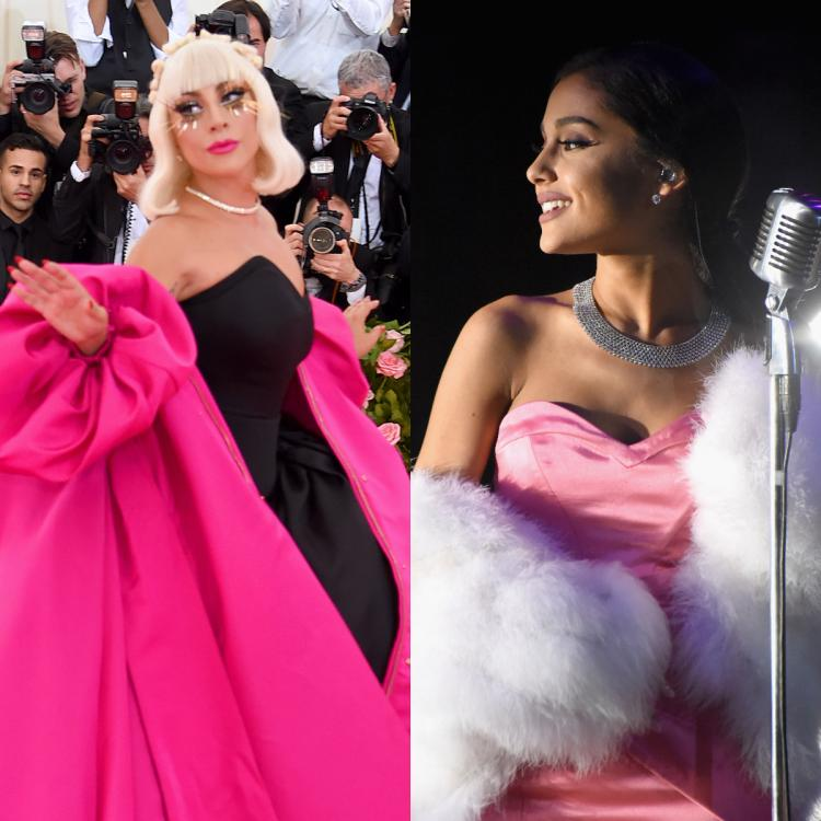 Lady Gaga and Ariana Grande collaborated on Rain On Me, which is part of the former's upcoming sixth studio album, Chromatica.