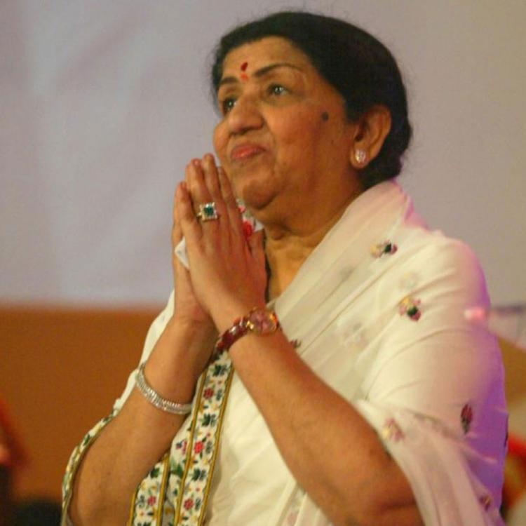 Lata Mangeshkar gets discharged from hospital; Expresses gratitude towards fans for love and blessings
