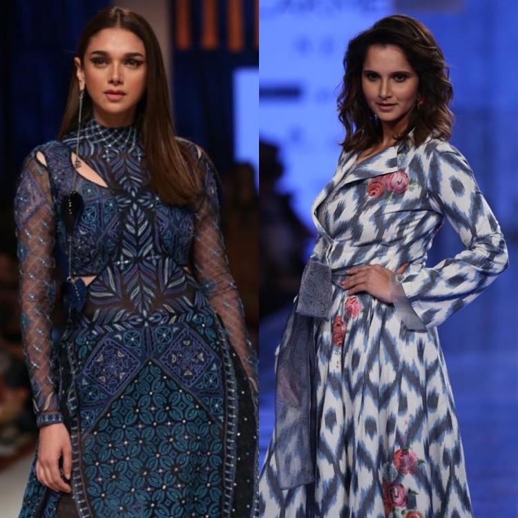 Lakme Fashion Week 2020: Aditi Rao Hydari, Sania Mirza & all the key trends you cannot miss from Day 2