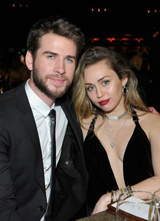 Liam Hemsworth and Miley Cyrus broke up after seven months of marriage.