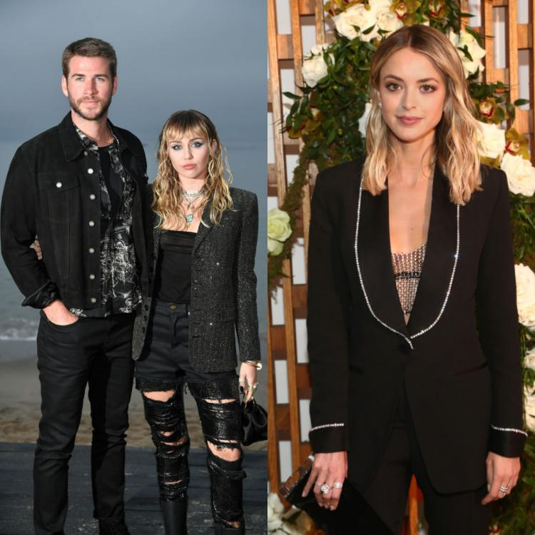 Miley Cyrus UNFOLLOWS Liam Hemsworth, Kaitlynn Carter on Instagram; Aussie star returns the favour