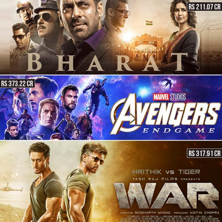 Box Office Collection: Top Grossing Bollywood movies of 2019