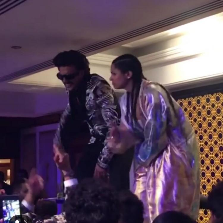 GQ Style Awards 2019: Ranveer and Lilly Singh set the stage on fire with their rapping skills; Watch