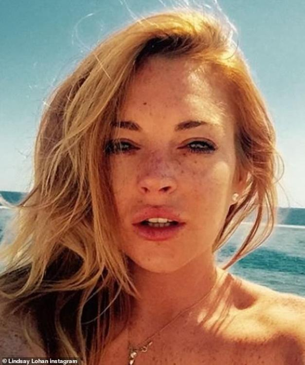Lindsay Lohan makes her comeback in music with 'Xanax'