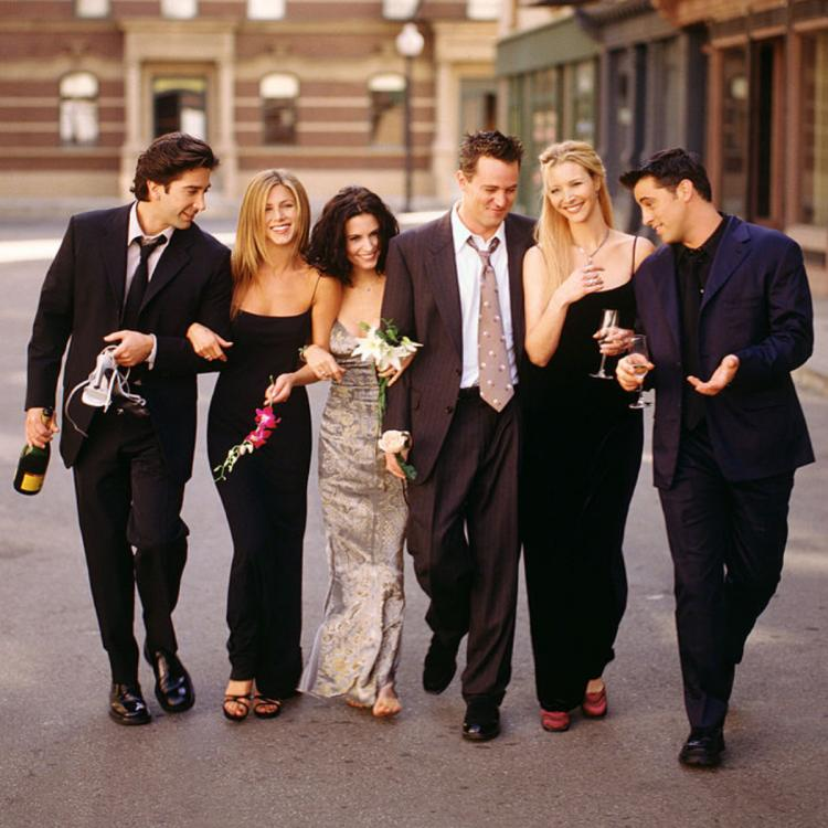 Lisa Kudrow became a household name as Phoebe Buffay in Friends.