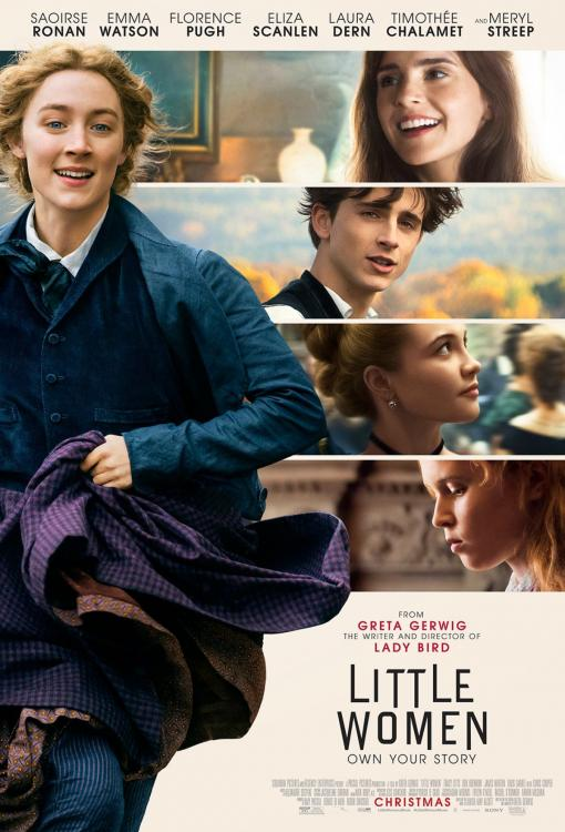Little Women is slated to release in India on February 7, 2020.