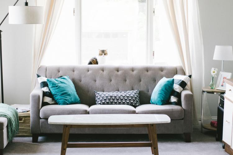 Want to make your home more lively? Here's how to do it with soft furnishings