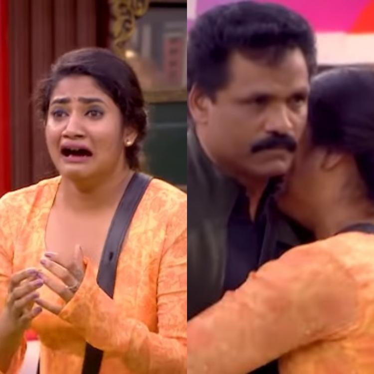 Bigg Boss Tamil 3: Losliya's father enters the Bigg Boss house in a shocking move