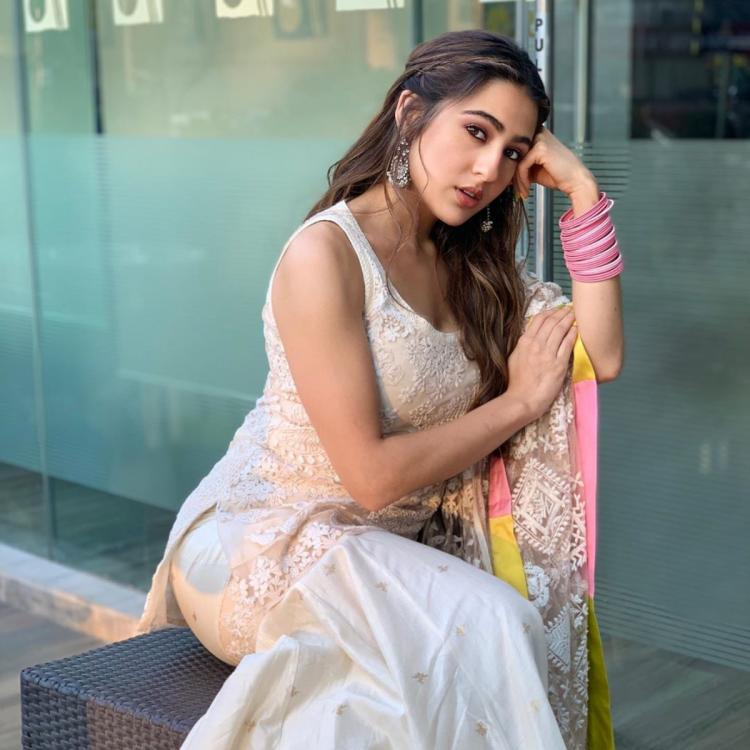 Love Aaj Kal actress Sara Ali Khan has the best definition of Love on this Valentine's Day; Read On