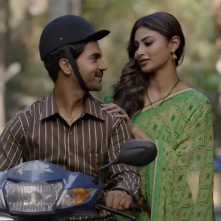 Made In China Song Valam: Rajkummar Rao & Mouni Roy share a glimpse of their love story in the romantic track
