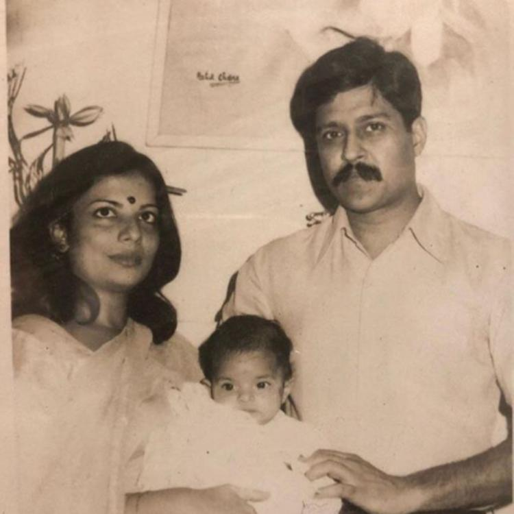 Priyanka Chopra's mother Madhu Chopra wishes PeeCee with a throwback childhood picture and netizens are in awe