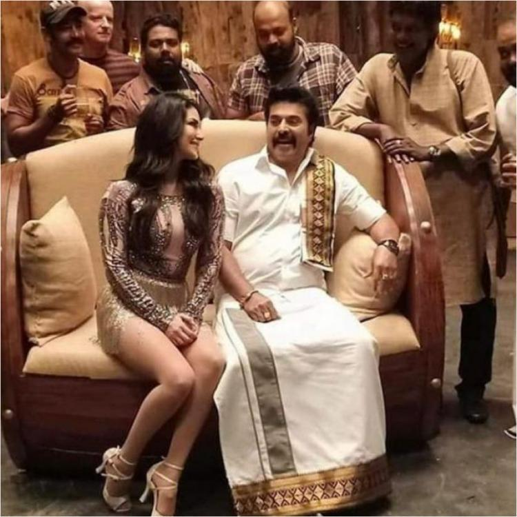 Madhura Raja: Sunny Leone's fans go crazy in theatres as she appears on the big screen in Mammootty's film