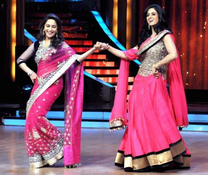 Madhuri Dixit on stepping into the shoes of Sridevi in Kalank: She was always remembered on the sets