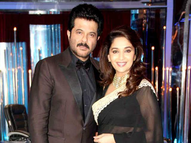 Madhuri Dixit Nene says pairing with Anil Kapoor was the 'sone pe suhaga' along with a film like Total Dhamaal