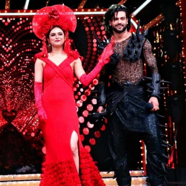Nach Baliye 9: Madhurima Tuli on Vishal threatening to leave the show: This is his way of getting attention