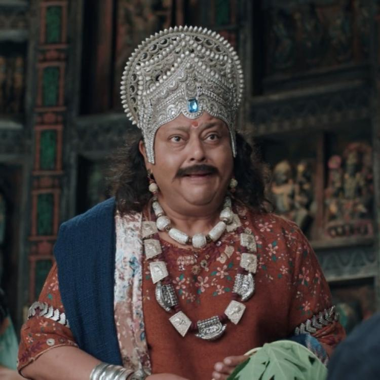 Maharaj Ki Jai Ho Written Update, March 31, 2020: Dhritarashtra gets upset with Sanjay