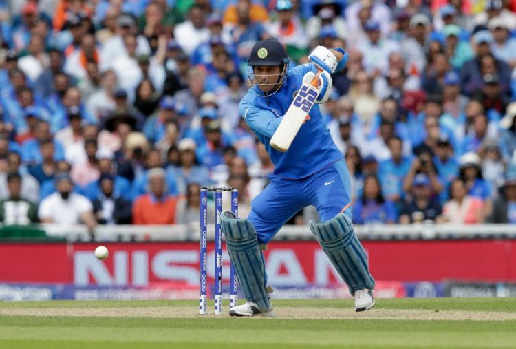 MS Dhoni trolled for his slow knock against Afghanistan, Check out the tweets
