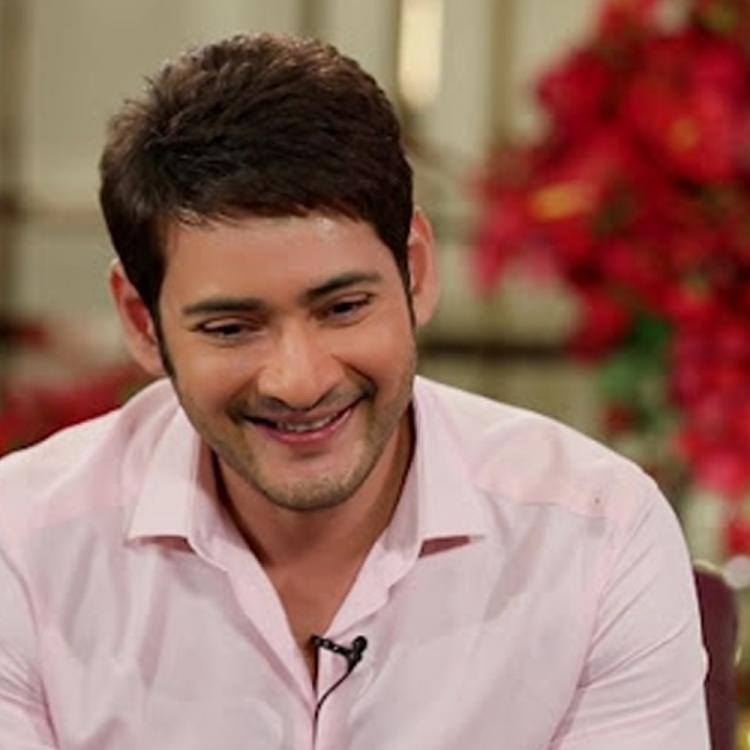 EXCLUSIVE VIDEO Mahesh Babu: I listen to scripts on my own and I judge it on my own