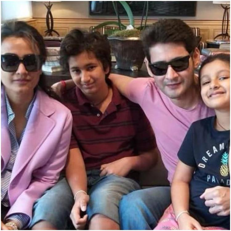 Here's how Maharshi star Mahesh Babu intends to celebrate his birthday with wife Namrata Shirodkar & kids