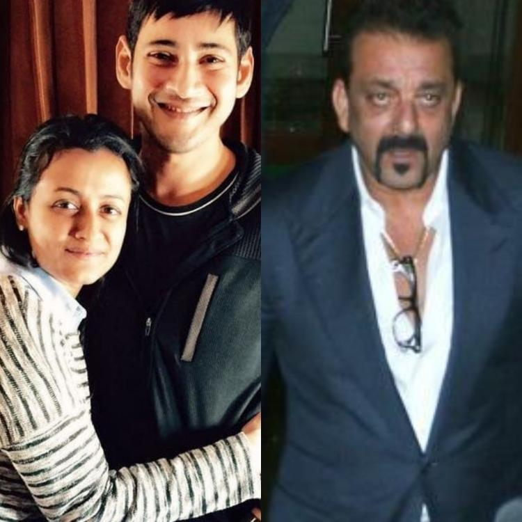 Namrata Shirodkar recalls when Sanjay Dutt teased her with Mahesh Babu on the sets of Vaastav