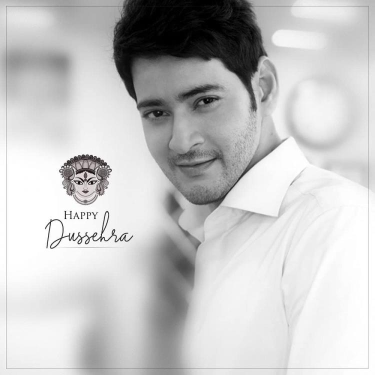 Happy Dussehra 2019: Mahesh Babu, Anushka Shetty and other South celebs wish their fans