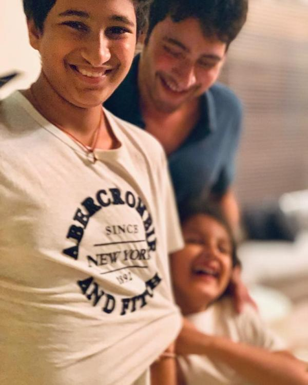 VIDEO: Mahesh Babu and his son Gautham have fun time as they holiday in Lake Como