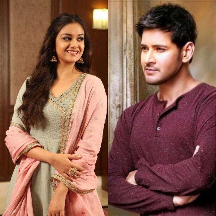 Mahesh Babu wants Keerthy Suresh as his heroine for his next with Parasuram Find out