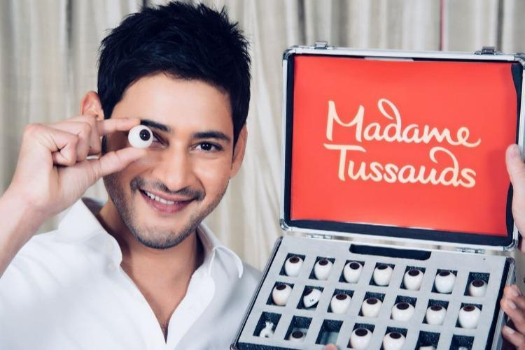 Mahesh Babu's Madame Tussauds wax statue migrated for a day; details inside