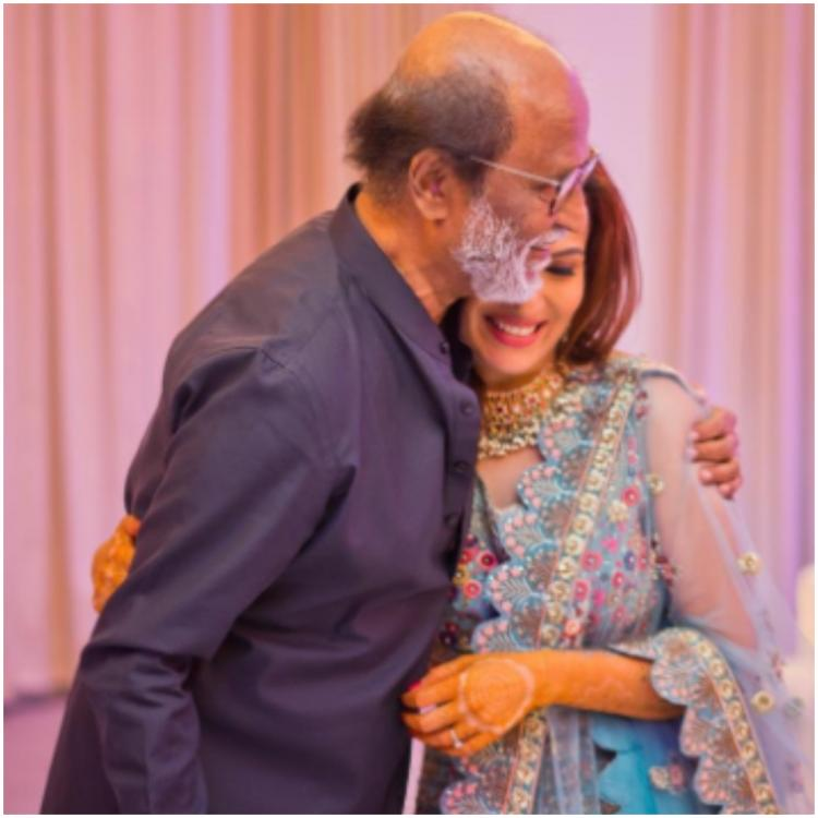 Superstar Rajinikanth issues heartfelt letter post daughter Soundarya's wedding to Vishagan Vanangamudi
