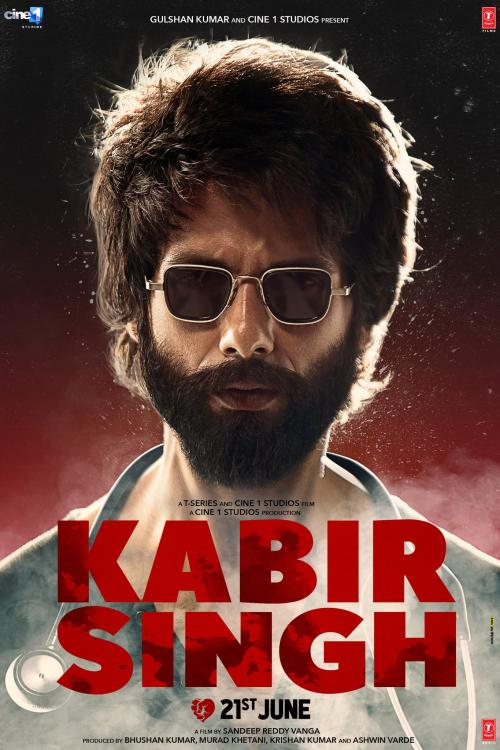 Kabir Singh Mid Movie Review: Shahid Kapoor impresses with his compelling performance