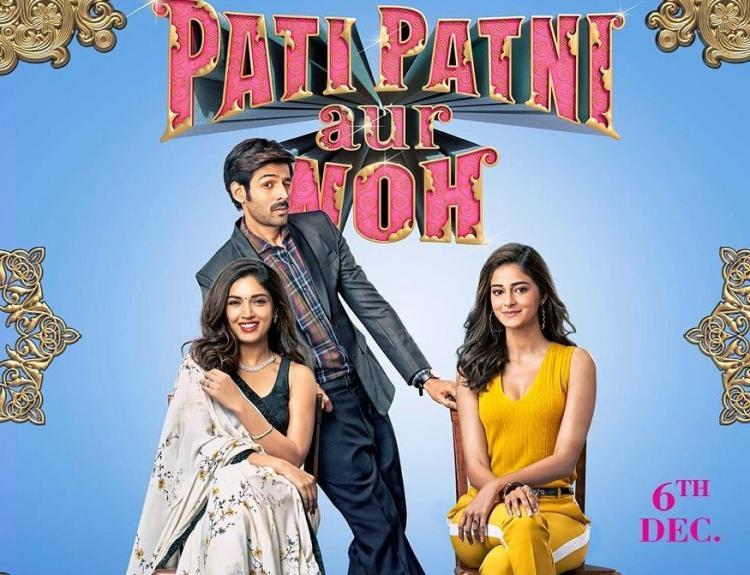 Pati Patni Aur Woh Movie Review: Kartik, Bhumi & Ananya's film on infidelity is a guilty pleasure banking on humour
