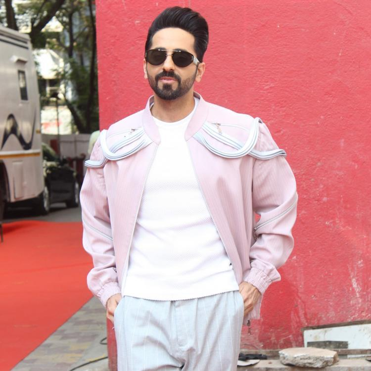 Ayushmann Khurrana thinks mainstream is an abused word; Here's why