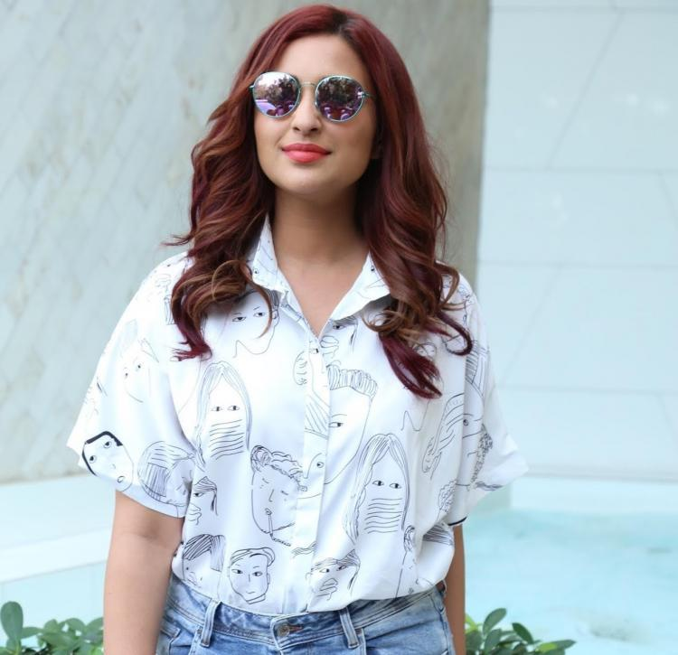 Parineeti Chopra takes on a new look for the remake of The Girl on the Train