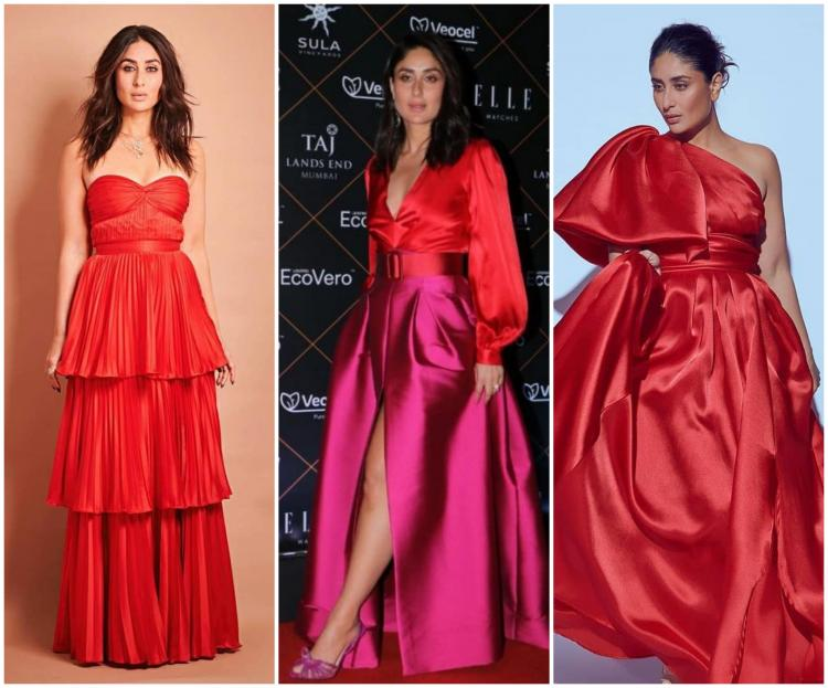 Dressing like Kareena Kapoor Khan just got easier: Here's how to pick out red outfits like she does
