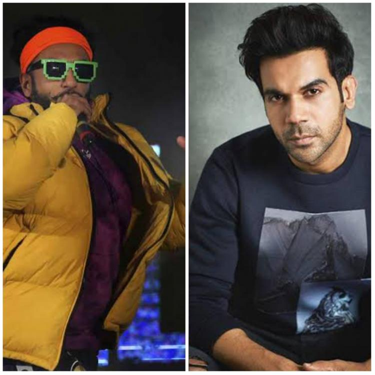 Ranveer Singh and Rajkummar Rao can't praise each other enough; here's what they have to say to each other