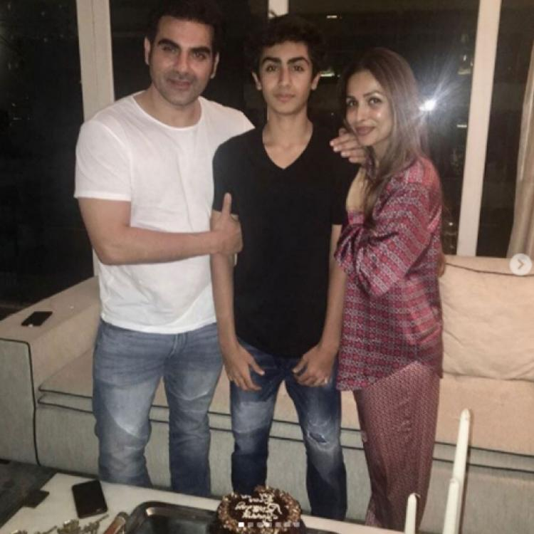 PHOTO: Malaika Arora's wish for son Arhaan Khan's 17th birthday will melt your heart; Check it out