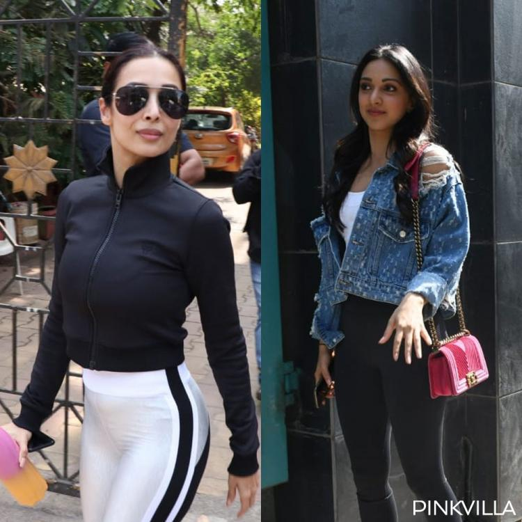 PHOTOS: Malaika Arora & Kiara Advani look uber chic as they up their style quotient while stepping out in city