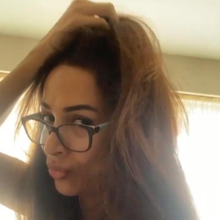 Watch: Malaika Arora raises the temperature high with her pout selfie in this boomerang video; Check it out