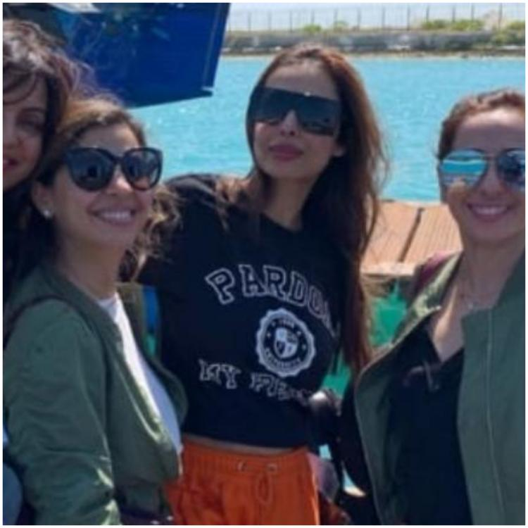 Malaika Arora not vacationing in Maldives but for her bachelorette ahead of wedding with Arjun Kapoor?