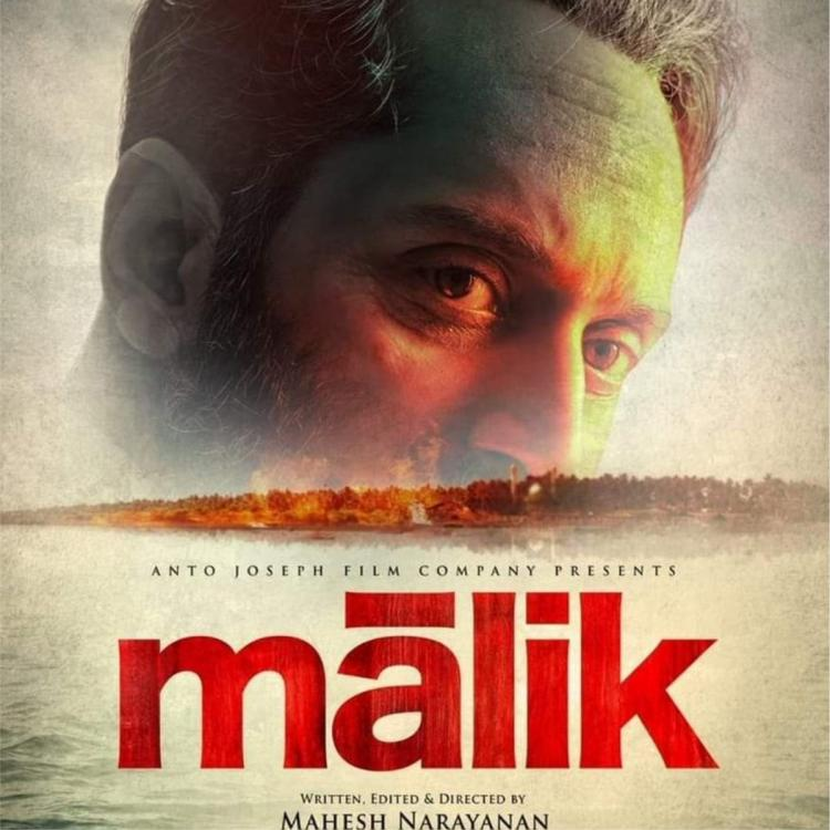 Fahadh Faasil starrer Malik's first look REVEALED; Check it out