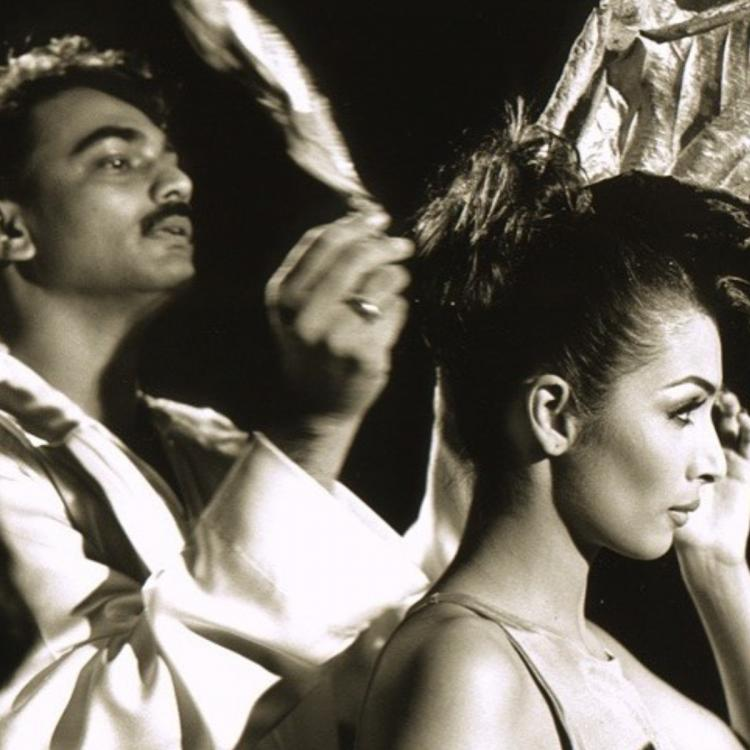 Malaika Arora shares a throwback picture with late designer Wendell Rodricks; calls him a master couturier